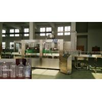 500 ML fully automatic filling machine purewater bottle filling and sealing machine