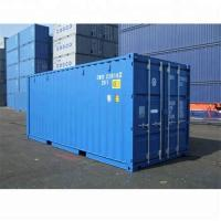 Quality New Condition ISO Certified Corten-A 40ft HC Shipping Container Optional Color for sale