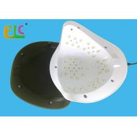 Quality High Power Nail Dryer Lamp Large Size UV LED Nail Lamp 90W 45 LEDs  HL Plus For 2 Hands for sale