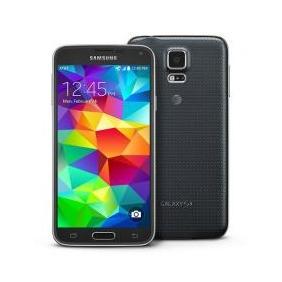 China Samsung Galaxy S5 SM-G900F Quad-Core 5.1'' 16MP 4G LTE 32GB Black or Blue Phone on sale