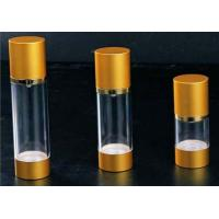 Quality Cylinder 30ml, 50ml PP Airless Cosmetic Bottle for Cosmetic Packaging AM-ACP for sale