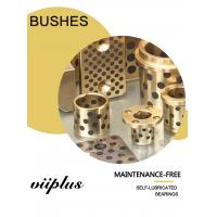China Extra Large Size Bronze Graphite Plugged Bushings flange dimensions | Bushings & Bearings | Sleeve, Flange, Thrust on sale