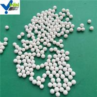 Quality High purity inert alumina ceramic packing catalyst ball price per kg for sale
