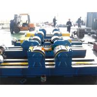 Quality High Strength Steel Pipe Rollers Heavy Duty For Pressure Vessels Rotating Welding for sale