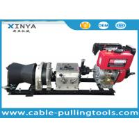 China Fast Speed Wire Rope Winch on sale