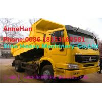 4x2 Can Load 20T Heavy Load Truck With 12.00R20 Model Tire .