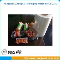 China Transparent nylon packaging film new product for food on sale
