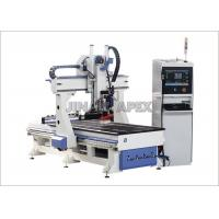 China Auto Tool Changer ATC CNC Router Machines Excellent Milling Performance For Kitchen Furniture on sale