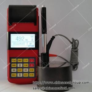 China Hardness Gauge Hardness Testing Mobile Ultrasonic Dynamic Hardness Tester on sale
