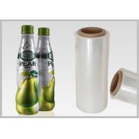 Buy cheap Compostable Polylactic Acid PLA Shrink Film For Full Body Shrink Sleeves from wholesalers