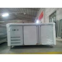Quality 2 Or 3 Doors Chicken Under Counter Fridge With Stainless Steel Cooper Tube for sale