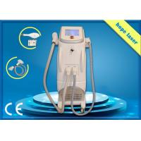 China Professional Freckle Removal IPL Laser Hair Removal Machine Stable Performance on sale