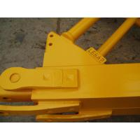China Potain Tower Crane Spare Parts Mast Section With Q345B Steel Yellow Color CE ISO on sale