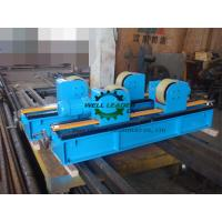Buy Lead Screw Adjustment Tank Turning Rolls , Digital Speed Display Pipe Welding Stands at wholesale prices