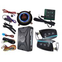 Quality Mute Vocal Mode Remote Start And Security System With Keyless Entry Side Door Alarm for sale