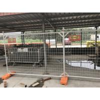 Buy cheap Anti Aging Temporary Fence Panels High Density Polyethylene Materials from wholesalers