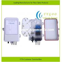 Buy FTTH Terminal Box Fiber Optical Equipment FTB-104C at wholesale prices