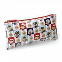 Quality Frosted pvc pencil case for sale