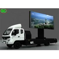 China P5 Mobile Truck LED TV Display Commercial Advertising Screen Sign on sale