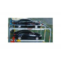Quality Heavy Duty Car Lift Systems Vertical Horizonal Parking System With Steel Structure for sale