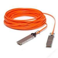 Quality Duplex LC Receptacle QSFP Optical Transceiver 10km With 25.78 Gbps/CH Data Rate for sale