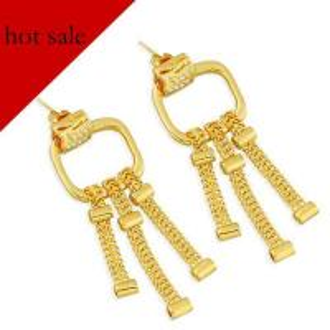 Wholesale fashion jewelry long earring