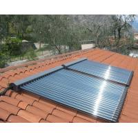 Buy cheap solar collector with SRCC & Solar keymark from Wholesalers