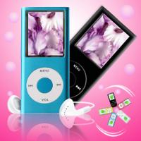 Quality Digital MP4 player with circle button and 30pins cable for sale