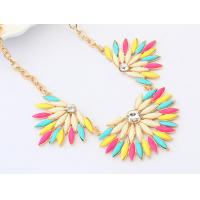 Quality New Fashion Womens Pendant Necklace Fashion Resin Necklaces Pendant Necklace for sale