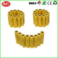 Quality Highly Effective Cylindrical A123 Battery Cells For Lawn Lights / Emergency Light for sale