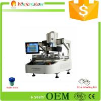 Quality WDS-880 BGA rework reballing station for laptop/ playstation/car video mainboard repairing for sale