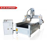 ELE 6015 Small Advertising Engraving Machine , cnc wood cutting machine for sign