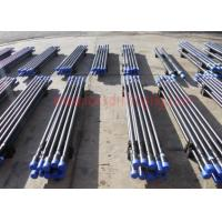 Quality Customization Length Threaded Extension Drill Steel Rod For Road Construction Hole Drilling for sale