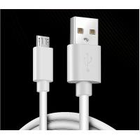 Quality Single Head TPE USB Cable For IPhone 6 7 8 IPad 2.4A Fast Mobile Phone for sale