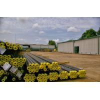 Quality BS EN 42CrMo4 Black Surface Alloy Steel Seamless Pipes With High Strength And Hardenability for sale