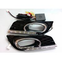 Buy cheap Shockproof Chrome Auto Accessories , Honda Civic 2011 - 2013 DRL LED Daytime from wholesalers