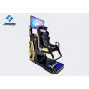 Buy cheap 9D VR 720 Flight Simulator 9d Virtual Reality 360 degree Rotation Simulator from wholesalers