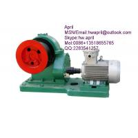 Quality Throttle winch/Damper winch made in china for sale