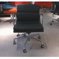 Mid Century Replica Modern Classic Office Chair With Footrest Swivel Function