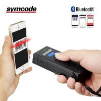 Wireless Portable CCD Barcode Reader / Bluetooth 4.0 Receiver MJ-2877