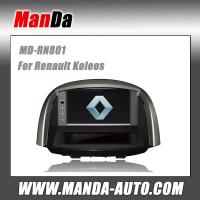 Quality hot sell car stereo for Renault Koleos in-dash gps auto dvd satellite radio for sale