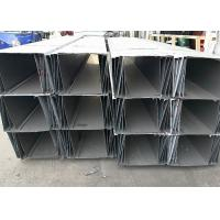 Buy cheap U Shaped Stainless Steel Profiles Pickled , Sandblast , Polishing Surface from wholesalers