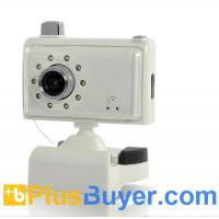 wifi baby monitor ip camera for iphone ipad android. Black Bedroom Furniture Sets. Home Design Ideas