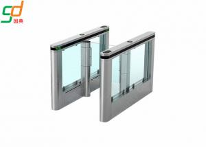 China TCP / IP Security Safe Automatic Swing Gate Water resistance Smart Turnstile on sale