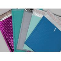 China Letter Padded Shipping Envelope , Customized Poly Bubble Lined Mailing Bag on sale