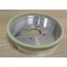50-400mm Vitrified CBN Grinding Wheel For Grinding Sapphire Ceramic Abrasive for sale