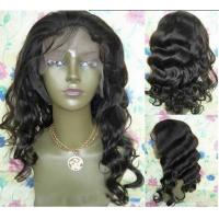 Quality Premium jewish wig  FULL LACE WIG HAIR EXTENSION for sale