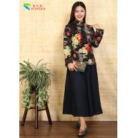 Quality Chinese Style Cotton Winter Coats for sale