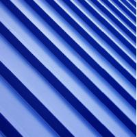 Colored Corrugated Steel Walling Sheet