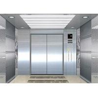 Quality ISO9001 Machine Room Less Elevator Throughout multiple safrty protection system for sale